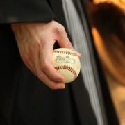 野球結婚式
