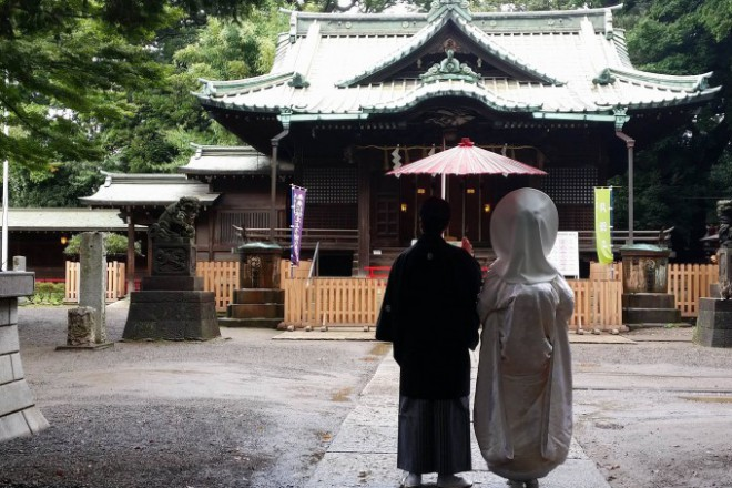 代々木八幡宮結婚式と披露宴会社