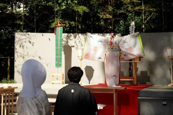 五色の杜結婚式
