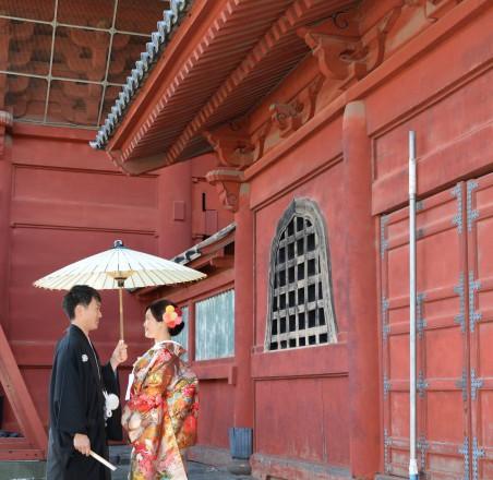 増上寺結婚式