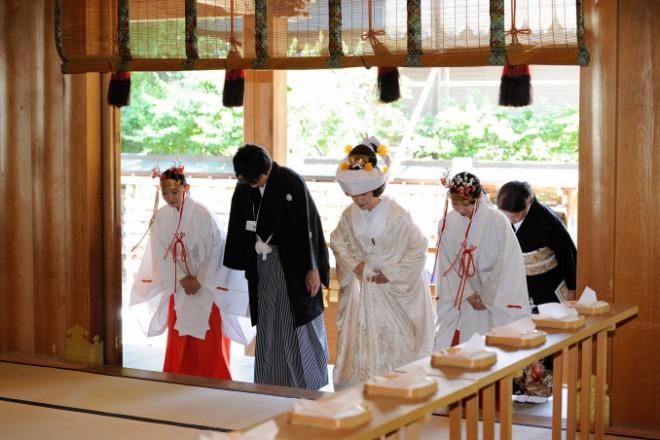 湯島天満宮結婚式