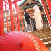 品川神社結婚式