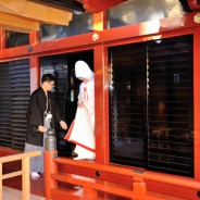 赤坂氷川神社結婚式