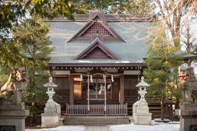 牛倉神社結婚式