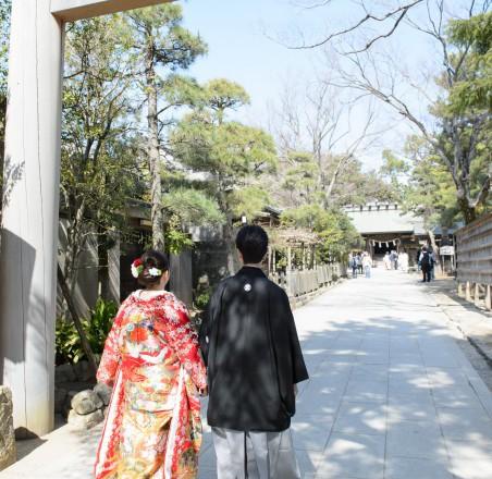 船橋大神宮結婚式