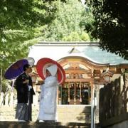 北澤八幡宮 結婚式