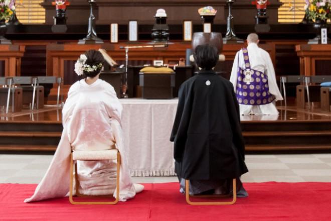 仏前結婚式 東京