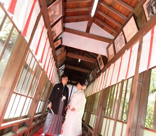 七社神社結婚式
